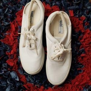 EUC keds 9.5 open back shoes